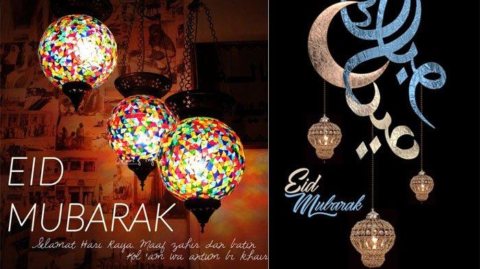Kolase Arab: Ucapan Selamat Hari Raya Idul Fitri Dalam 34 Bahasa Di