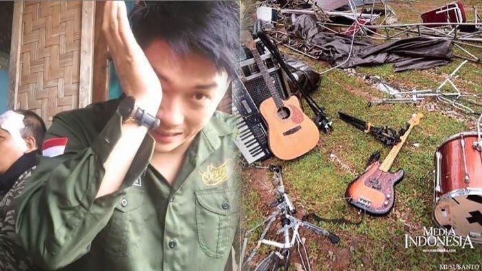 Ifan Seventeen Unggah Foto Manggung Beberapa Menit Sebelum Tsunami Menerjang: 'Obat Penawar Rindu'