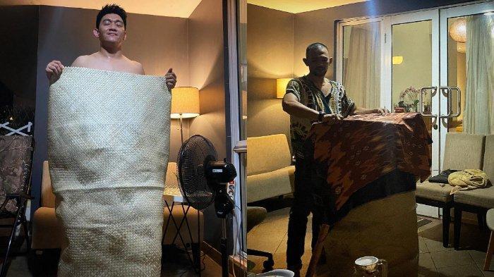 Jelang Nikahi Citra Monica, Ifan Seventeen Jalani Prosesi Adat Betangas: Udah Ready Banget Nih