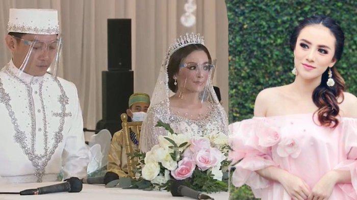 FOTO-FOTO Pernikahan Ifan Seventeen & Citra Monica, Tangis Pecah saat Sungkem Ortu Dylan Sahara