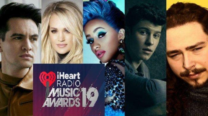 5 Fakta Menarik Musisi Penampil dari iHeartRadio Music Award 2019
