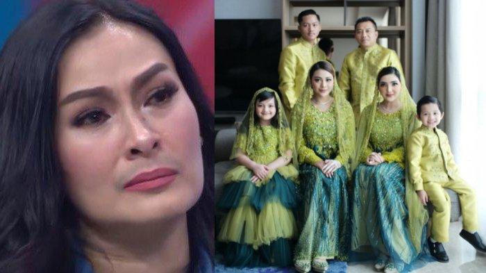 IRI Lihat Ashanty Bisa Syuting Bareng Keempat Anaknya di TV, Iis Dahlia Sedih: Anak-anak Gue Gak Mau