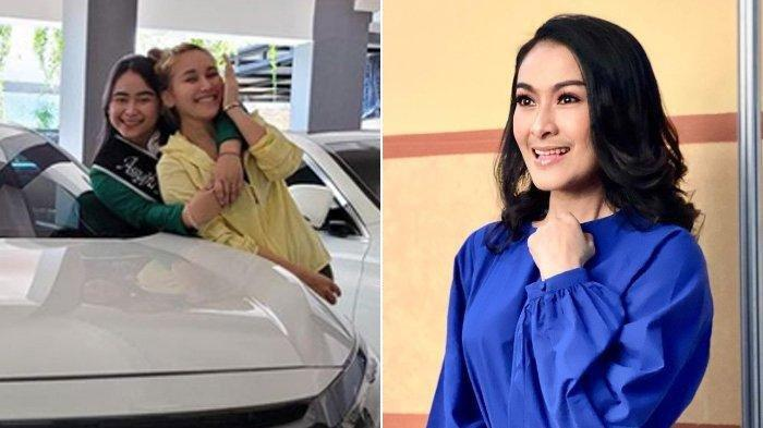 Sang Adik Lulus Kuliah, Ayu Ting Ting Beri Hadiah Mobil, Iis Dahlia Puji Kesuksesan Si Biduan Depok