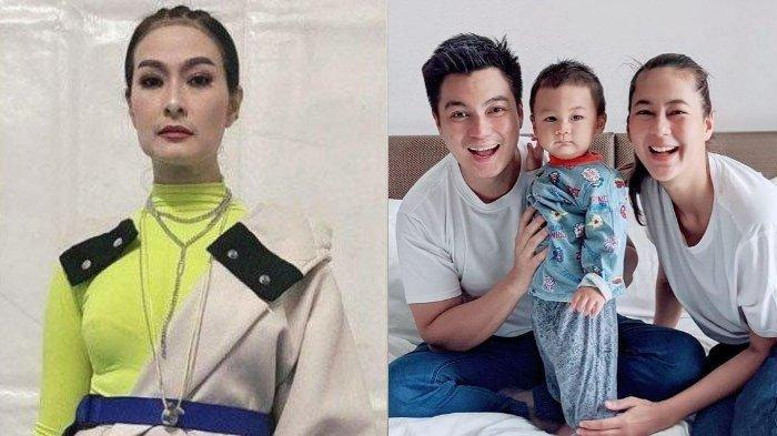 Iis Dahlia Salah Sebut Nama Anak Baim Wong & Paula, Kiano Diganti 'Keanu', Langsung Banjir Hujatan