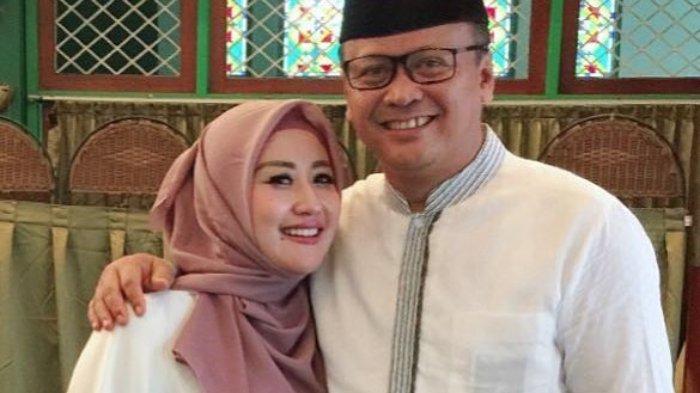 Iis Rosita Dewi dan Edhy Prabowo