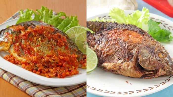 RESEP Masakan Rumahan, Ikan Goreng Bumbu Kuning & Ikan ...