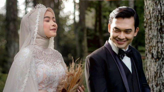 Hari Patah Hati Nasional, Ikbal Fauzi Pemeran Rendy Ikatan Cinta Resmi Menikah dengan Novia Giana