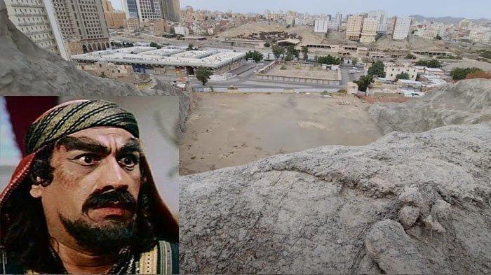 Ingat Abu Lahab Orang Paling Benci Dakwah Nabi Muhammad? Pria ini Muntah Lewat Kuburannya, Bau Busuk
