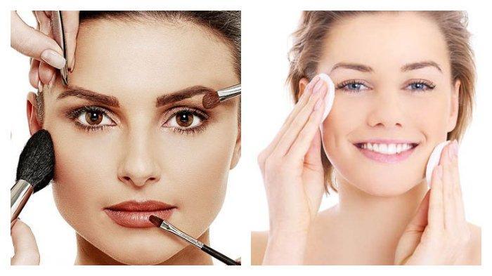 5 Langkah Benar Menghapus Makeup Agar Wajah Tetap Awet Muda dan Tidak Cepat Keriput