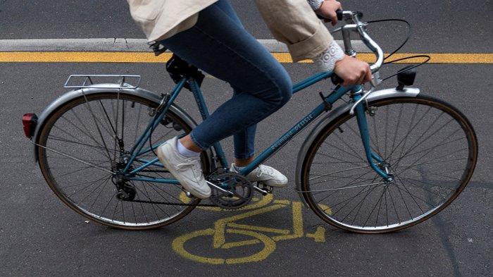 Viral Rombongan Pesepeda Road Bike vs Pengendara Motor, Komunitas Bike to Work Indonesia Buka Suara
