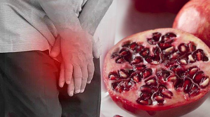 5 Makanan yang Ampuh Mencegah dan Mengurangi Risiko Kanker Prostat, Kedelai hingga Delima