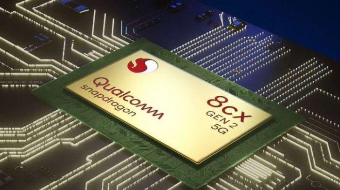 Illustration of Qualcomm Snapdragon chipset.