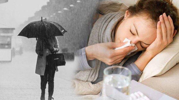 Cuaca Ekstrem, Waspada Serangan Flu, Sebaiknya Hindari 5 Hal Ini karena Bisa Tingkatkan Risiko