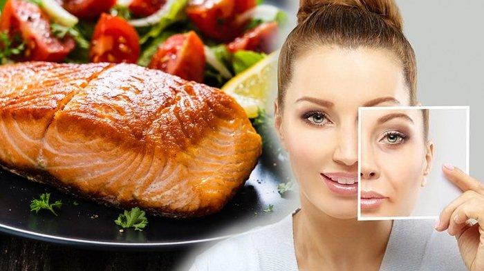 6 Makanan Anti Penuaan dan Membuat Kulit Glowing Alami, Ada Ikan Gendut, Kacang hingga Teh Hijau