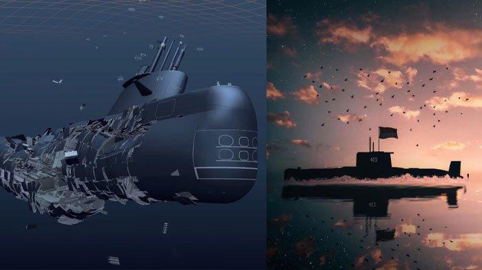 KESAKSIAN Awak Kapal Pernah Alami Blackout di KRI Nanggala: 10 Detik Turun 90 Meter, Saya Merinding