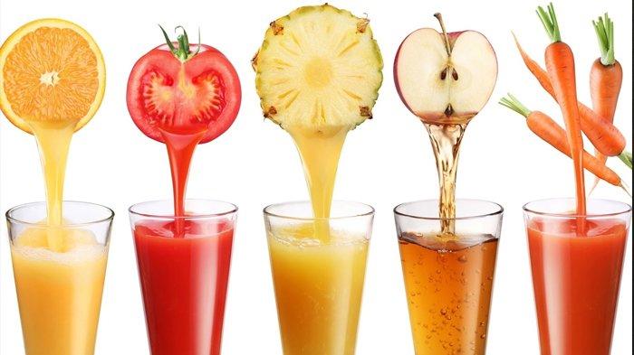 Ilustrasi jus buah (cygnushospitals.com)