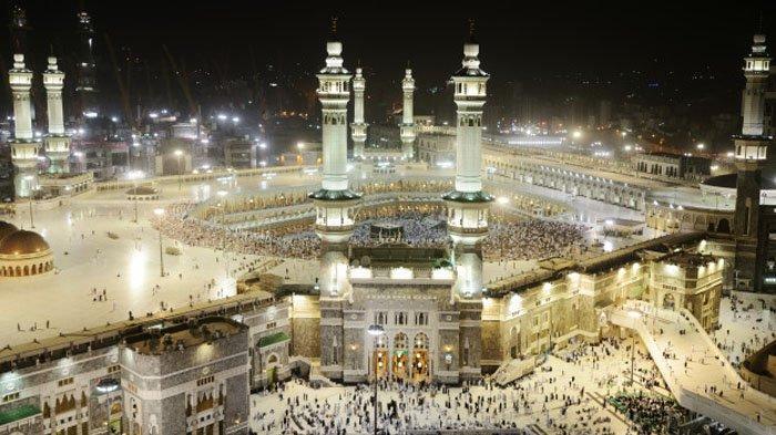 Ilustrasi Masjidil Haram