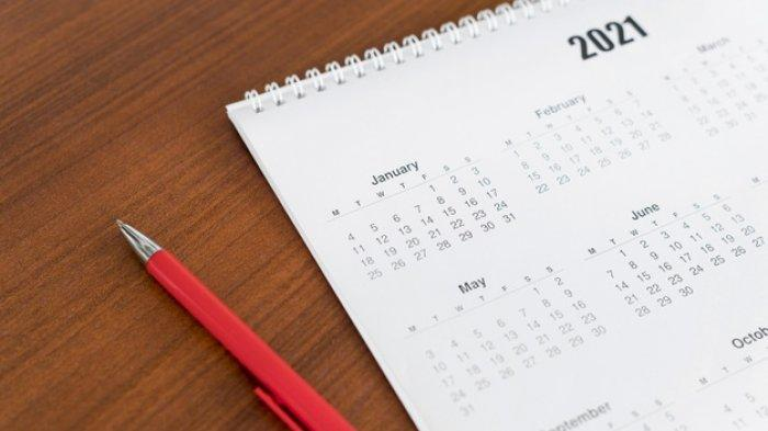 DAFTAR Lengkap Libur Nasional & Cuti Bersama 2021, Bulan Mei Paling Banyak Hari Libur