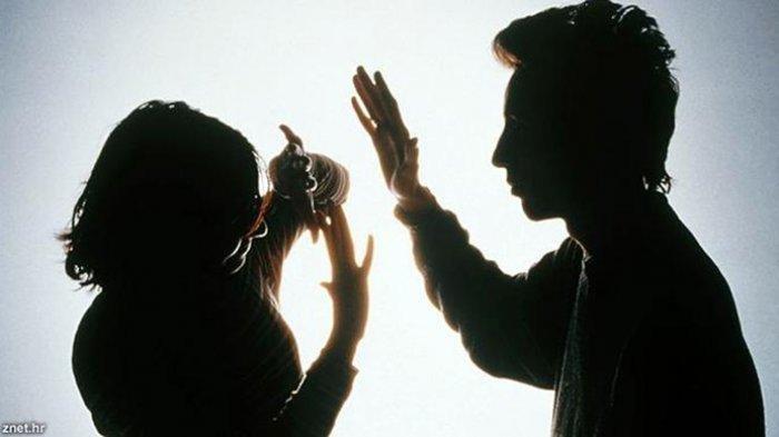 Ilustrasi kekerasan dalam rumah tangga (KDRT)