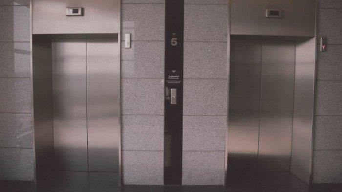Tips Menghindari Penularan Virus Corona di Dalam Lift Saat Memasuki Era New Normal