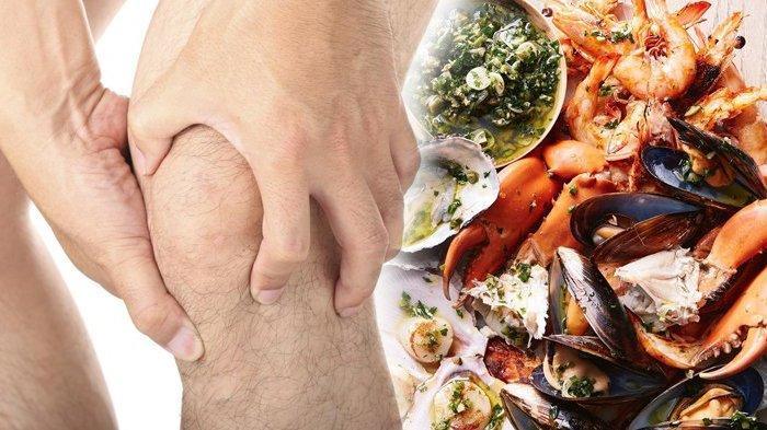 5 Makanan yang Mesti Dihindari Penderita Asam Urat, Termasuk Jeroan hingga Beberapa Seafood Tertentu