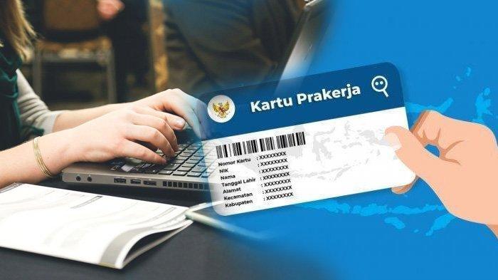 DAFTAR Kartu Prakerja Dapat Rp 600 Ribu per Bulan, Simak Caranya, Login di www.prakerja.go.id