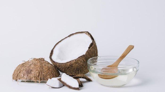 Minyak kelapa untuk menghilangkan ketombe