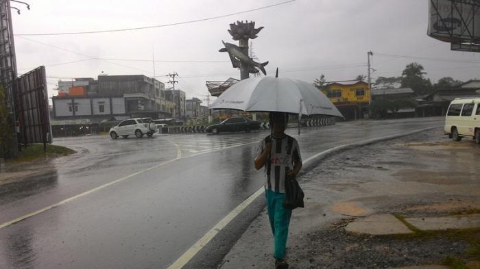 Prakiraan Cuaca Jumat 12 Oktober 2018, Palu Donggala Hujan Ringan, Venue Asian Para Games 2018 Aman