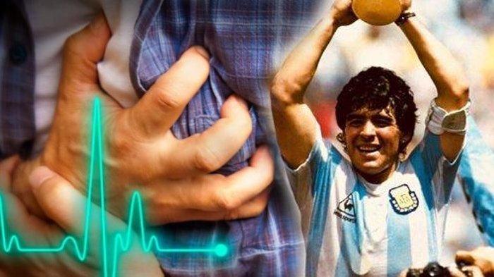 Termasuk Diego Maradona, Ini 5 Pemain Sepak Bola yang Meninggal Dunia karena Serangan Jantung