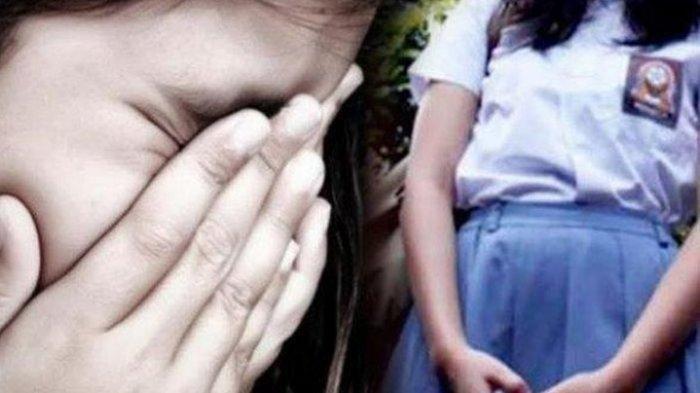 TERPAKSA Tidur Bertiga, Gadis SMA 6 Kali Dirudapaksa Ayah Tiri, Digoda Dipanggil Sayang & Diraba