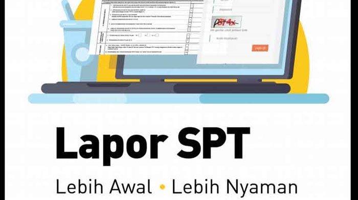 Ilustrasi SPT Tahunan Pajak 2019