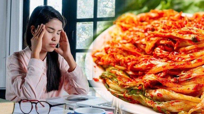 5 Makanan yang Bisa Membantu Meredakan Stres, dari Telur hingga Kuliner Populer Korea, Kimchi