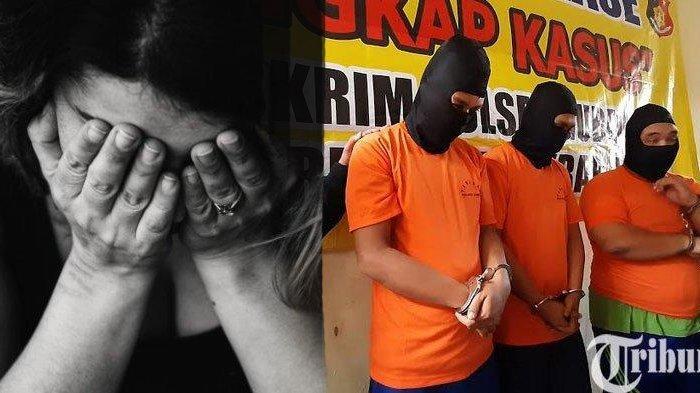Suami Syok Istri Pingsan di Kost, Ternyata Dirudapaksa 3 Pemuda, HP Korban Dijual untuk Foya-foya