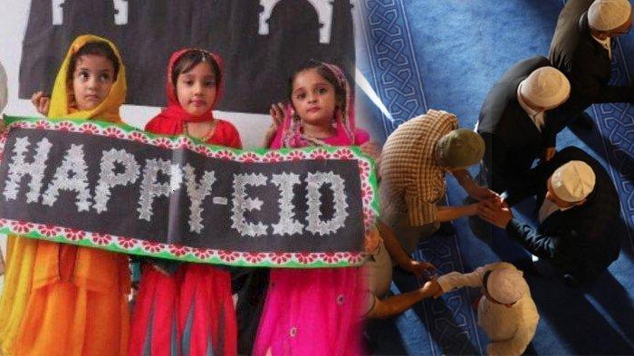 Mengintip Tradisi Unik Perayaan Idul Fitri di Berbagai Negara, dari Mesir hingga Turki