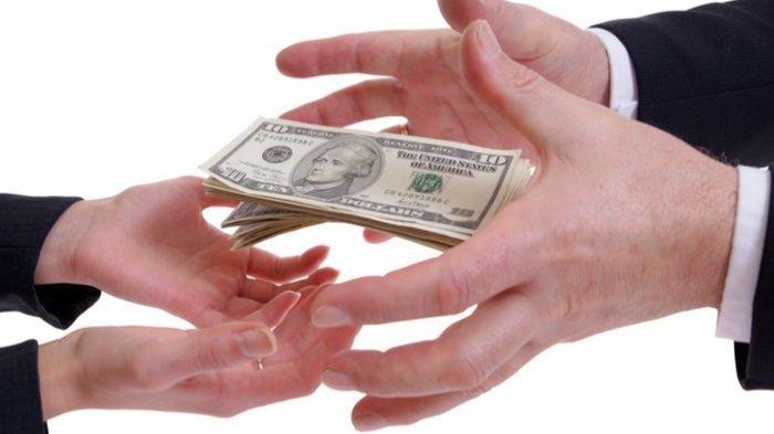Ilustrasi mendapatkan uang
