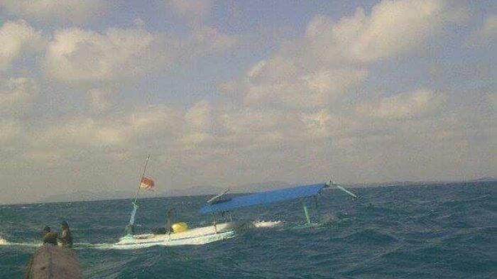 Tragisnya Kecelakaan Kapal Pengangkut Pemudik yang Pecah di Tengah Laut di Sumatera Selatan