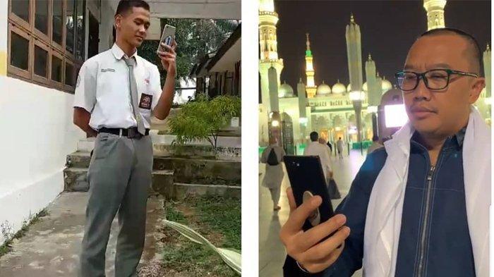Masih di Madinah, Menpora Imam Nahrawi Hubungi Koko yang Gagal Jadi Paskibra, Ini yang Dibicarakan