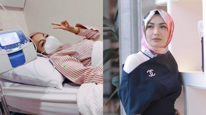 BERTUBI-TUBI, Imel PC Berjuang Kemo dan Kini Kena Covid-19, Mantan Istri Sirajuddin: Allah Menguji