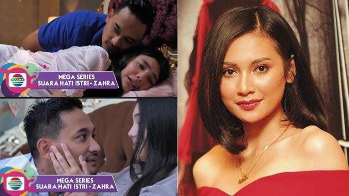 Sinetron 'Suara Hati Istri Zahra' Viral, Indah Permatasari Sesalkan Adanya Adegan Ranjang: Ini Gila