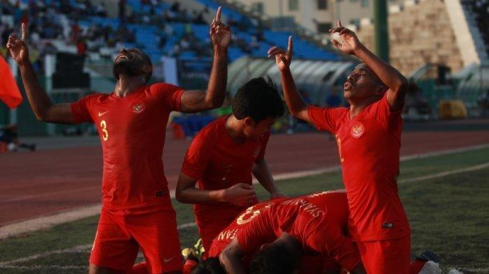 Live Streaming RCTI Babak Kedua Timnas Indonesia U23 vs Thailand SEA Games 2019, Garuda Masih Unggul