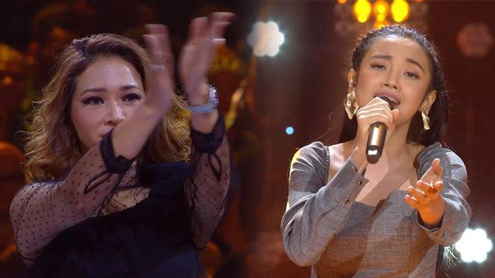 Standing Ovation Pertama di Spektakuler Show Indonesian Idol, Maia Estianty Puji Kontestan Ini