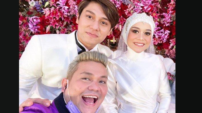 Jadi MC Pernikahan, Indra Bekti Tak Tahu Saat Itu Lesti Kejora Sudah Hamil: 'Kaget, Oh Udah Toh'