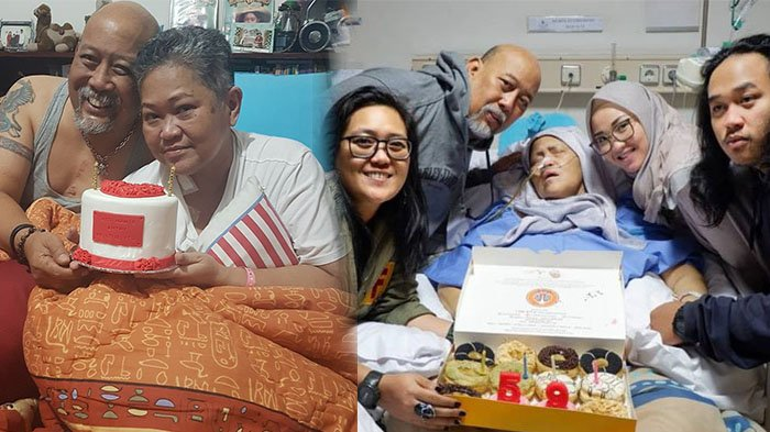 Berjuang Hadapi Kanker Stadium Empat, Mendiang Istri Indro Warkop Tetap Khawatirkan Menantu!