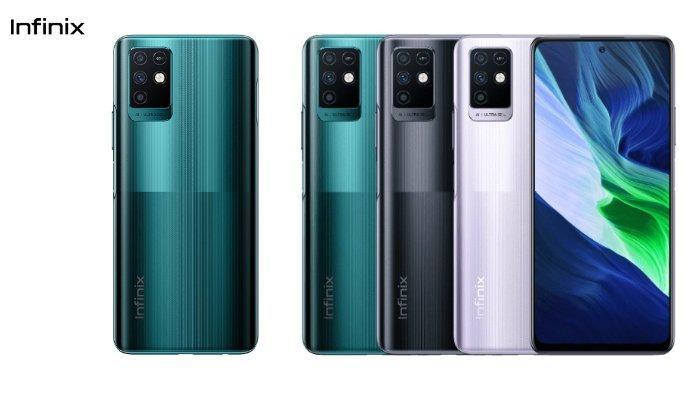 BOCORAN Penampkan & Spesifikasi Infinix Note 11 Terbaru, Kamera Mirip Seri Zero X & Helio G96?