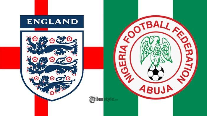 Live Streaming Inggris vs Nigeria 23.15 WIB - Pemain Muda Turun