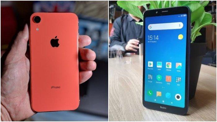 10 Smartphone Terlaris di Tahun 2019: iPhone XR, Redmi 7A, Oppo, Ponsel Murah Jadi Favorit