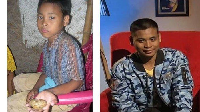 Ini #10YearsChallenge Ponari Dukun Cilik Asal Jombang, Begini Kabarnya Sekarang