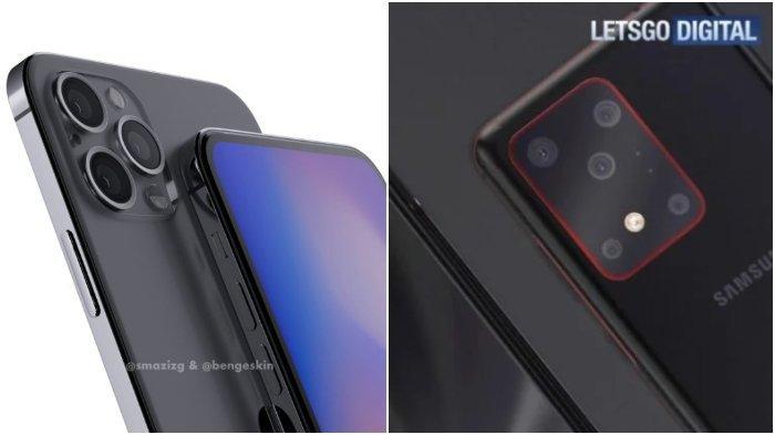 Ini Bocoran Smartphone yang Siap Dirilis di Tahun 2020, Samsung Galaxy S11, Apple iPhone 9 & 12,