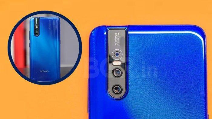 Sudah Rilis di Indonesia, Ini Harga dan Spesifikasi Smartphone Vivo V15