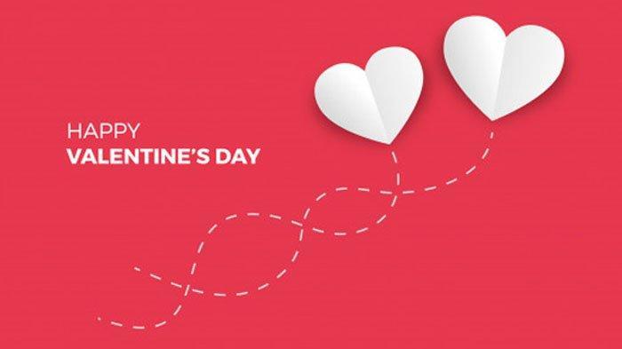 Kumpulan Ucapan Hari Valentine yang Romantis, Bisa Dijadikan Status WhatsApp, FB, IG, dan Twitter